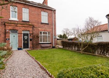Thumbnail 3 bed semi-detached house for sale in Main Street, Thornton Le Moor, Northallerton