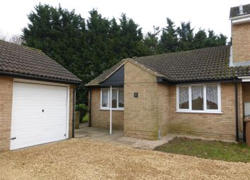 Thumbnail 2 bed terraced bungalow for sale in Birchwood, Orton Goldhay, Peterborough