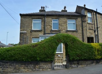 Thumbnail 2 bed end terrace house for sale in Lister Street, Moldgreen, Huddersfield