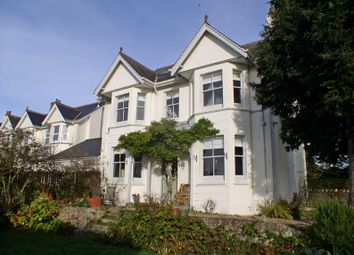Thumbnail 5 bed detached house for sale in Exeter Road, Moretonhampstead
