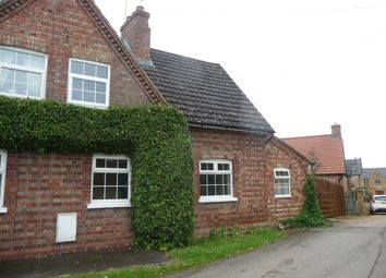 Thumbnail 3 bed cottage to rent in Hardwick Village, Hardwick, Wellingborough