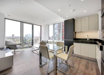 Thumbnail 1 bed flat to rent in Cassia House, Goodman's Field