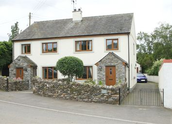 Thumbnail 3 bed semi-detached house for sale in Thornbank, Uldale, Wigton, Cumbria