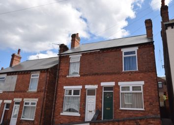 Thumbnail 2 bed property to rent in Bolsover Street, Mansfield