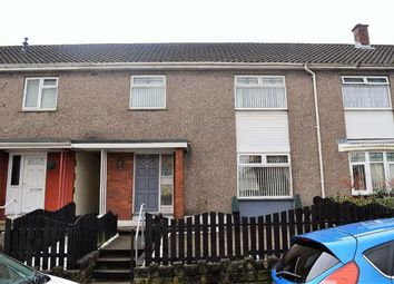Thumbnail 3 bedroom terraced house for sale in Pentretreharne Road, Swansea