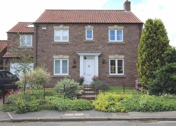 Thumbnail 4 bed detached house to rent in Garmancarr Lane, Wistow, Selby