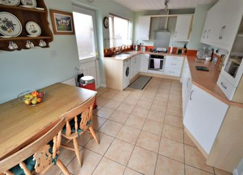 Thumbnail 2 bed semi-detached bungalow for sale in The Elms, Countesthorpe, Leicester