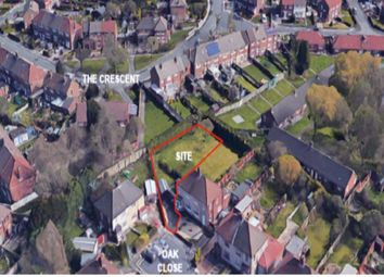 Thumbnail Land for sale in Oak Close, Whiston, Prescot