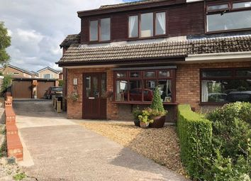 Thumbnail 4 bed semi-detached house for sale in Hullet Close, Appley Bridge, Wigan