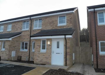 Thumbnail 2 bed end terrace house for sale in Brunel Wood, Pentrechwyth, Swansea