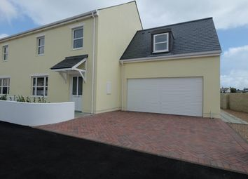 Thumbnail 4 bed semi-detached house for sale in Evelina Close, St Clement, Jersey