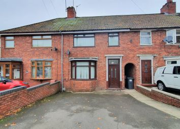 Thumbnail 3 bed terraced house for sale in Harvest Road, Bearwood, Smethwick