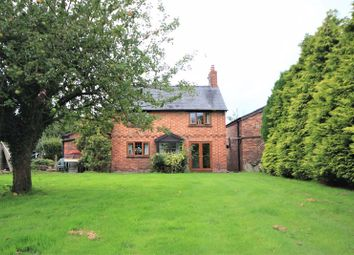 Thumbnail 4 bed detached house for sale in School Lane, Bronington, Whitchurch
