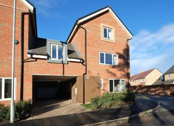 Thumbnail 4 bed semi-detached house for sale in Cheviot Way, Stannington, Morpeth
