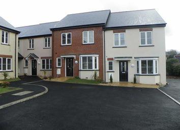 Thumbnail 3 bed terraced house for sale in Ashdale Mews, Ashdale Lane, Pembroke