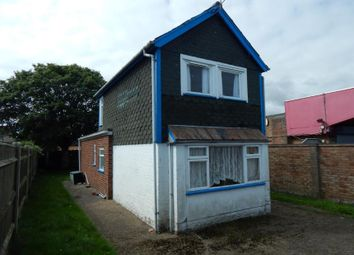 Thumbnail 3 bedroom detached house for sale in Upcot, 106 California Road, California, Great Yarmouth, Norfolk