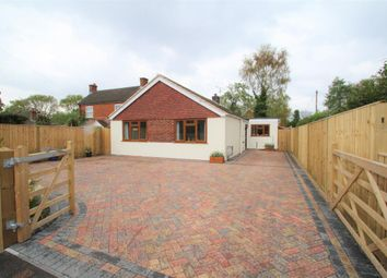 Thumbnail 3 bed detached bungalow for sale in Woodlands Avenue, Burghfield Common