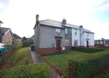 Thumbnail 3 bed semi-detached house for sale in Strowans Road, Dumbarton