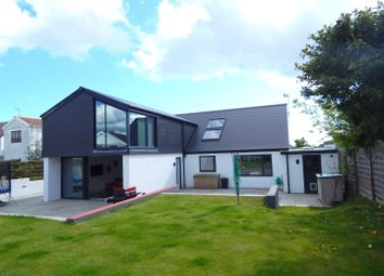 Thumbnail 4 bedroom detached house for sale in Southgate Road, Southgate, Swansea