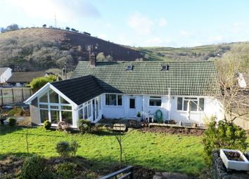 Thumbnail 4 bed detached bungalow for sale in Old Parish Road, Blackmill, Bridgend, Mid Glamorgan