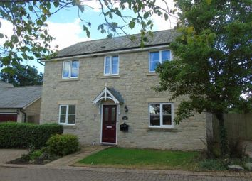Thumbnail 4 bed detached house for sale in Chapel Meadow, Llangrove, Ross-On-Wye