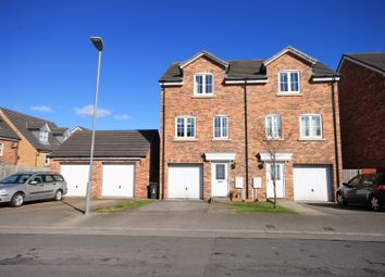 Thumbnail 3 bed town house for sale in Brackenrigg, Consett