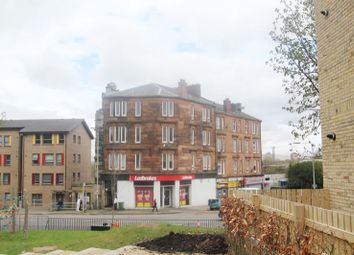 Thumbnail 1 bed flat for sale in 642, Balmore Road, Flat 2-2, Glasgow G226Qs