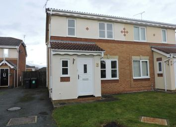 Thumbnail 3 bed semi-detached house to rent in St. Kilda Close, Ellesmere Port