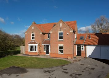 Thumbnail 5 bed detached house for sale in Lock House Lane, Earswick, York