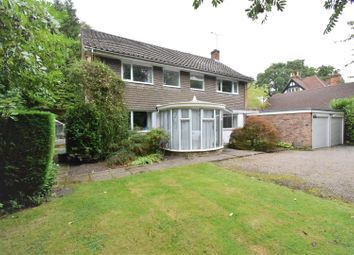 Thumbnail 5 bedroom detached house to rent in Firbank Lane, Woking