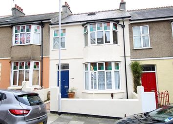 Thumbnail 4 bed terraced house for sale in Torr View Avenue, Peverell, Plymouth