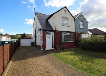 Thumbnail 3 bed semi-detached house for sale in Scholes Park Road, Scarborough