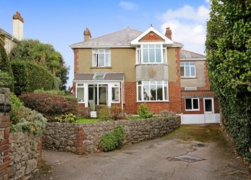 Thumbnail 6 bed detached house for sale in Furzehill Road, Torquay