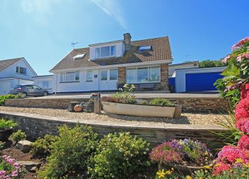 Thumbnail 4 bed detached house for sale in Perhaver Park, Gorran Haven, St. Austell
