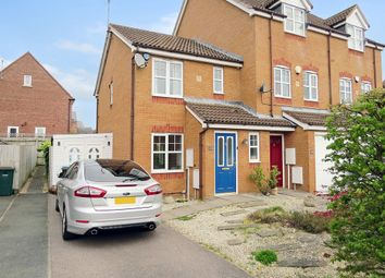 Thumbnail 2 bedroom end terrace house for sale in Fow Oak, Coventry