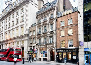 Thumbnail 1 bed flat to rent in Bishopsgate, London