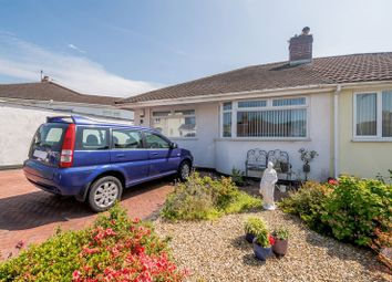 Thumbnail 2 bed bungalow for sale in Woodford Crescent, Plympton, Plymouth