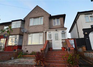 Thumbnail 3 bedroom semi-detached house to rent in Whitton Avenue East, Greenford