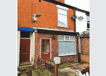 Thumbnail 2 bedroom terraced house for sale in 4 Brentwood Avenue, Brazil Street, Humberside