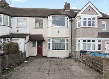 Thumbnail 3 bed terraced house for sale in Tavistock Avenue, Perivale, Greenford
