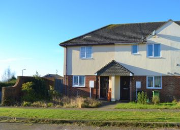 Thumbnail 2 bed end terrace house for sale in Hilltop Drive, Rye