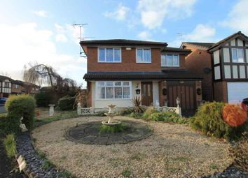 Thumbnail 4 bed detached house for sale in Farmleigh Drive, Leighton, Crewe