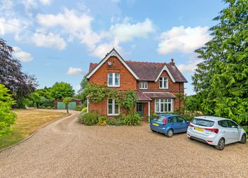 Thumbnail 5 bed detached house for sale in Essendon Hill, Essendon, Hatfield