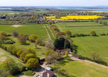 Thumbnail 4 bed detached house for sale in Drift Lane, Bosham, Chichester, West Sussex