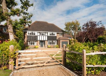 Thumbnail 6 bed detached house to rent in Copsem Drive, Esher, Surrey
