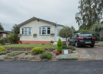 Thumbnail 2 bed mobile/park home for sale in Knightwood Drive, Killarney Park, Arnold, Nottingham