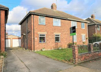 Thumbnail 2 bed semi-detached house to rent in New Road, Bengeo, Hertford