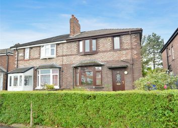 Thumbnail 3 bed semi-detached house for sale in Broadhill Road, Burnage, Manchester
