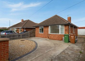 Thumbnail 2 bed detached bungalow for sale in Hurford Place, Grimsby, Lincolnshire