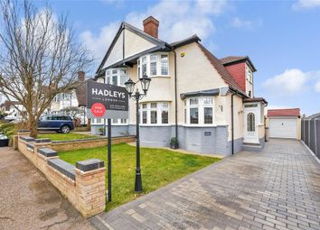 Thumbnail 3 bed semi-detached house for sale in Sylvan Way, West Wickham, Kent